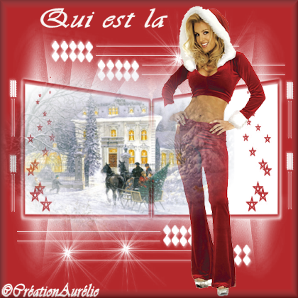 Noel 02 rouge Quiest10