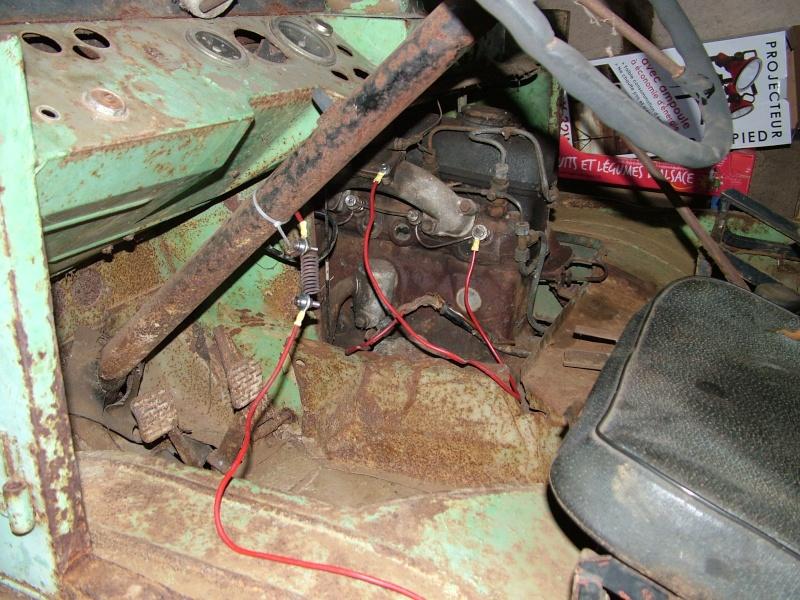 pas de contact et cables qui fondent Dscf5036