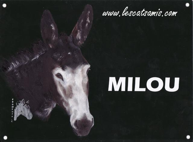 Cathy peintre animalier - Page 4 Milou11