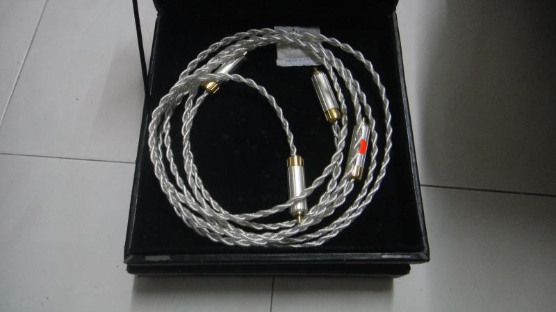 Oxygen KS-300 Interconnect Cable Dsc05615