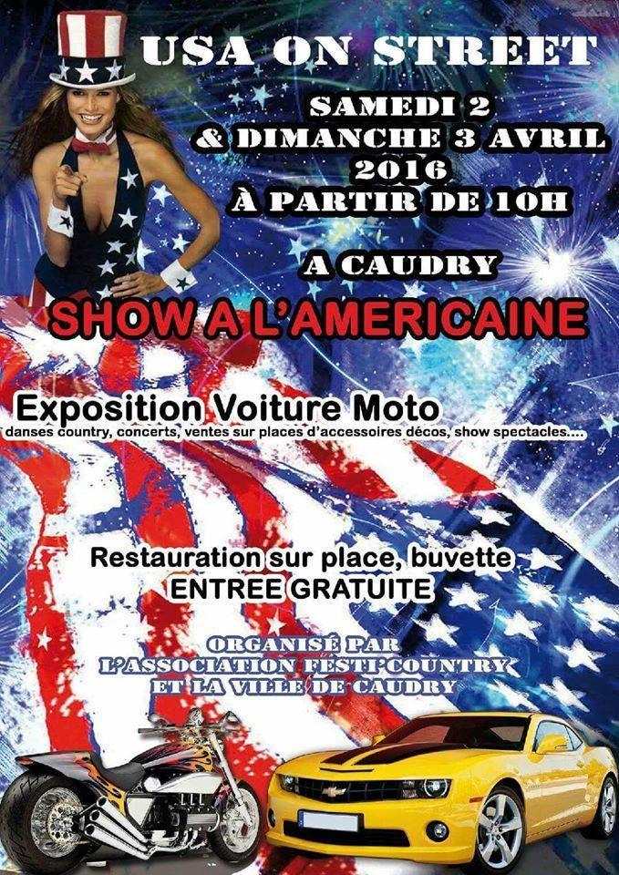 MANIFESTATION - show a l'americaine 59 caudry 12794410
