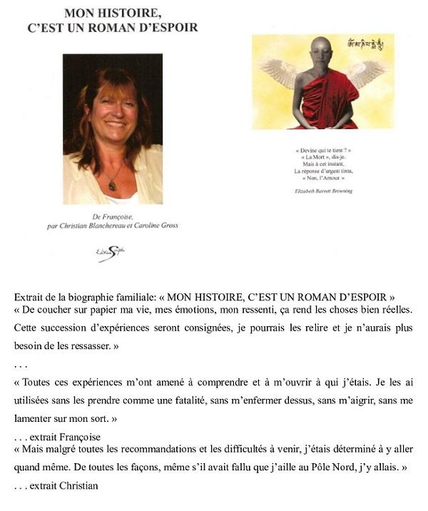 LES AIX D'ANGILLON (Cher) - Caroline Gross - Biographe familial, rédige vos mémoires Gross10