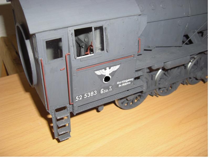Fertig - Lok BR 52 von Modelik 1:25 gebaut von Lothar - Seite 4 195_a11