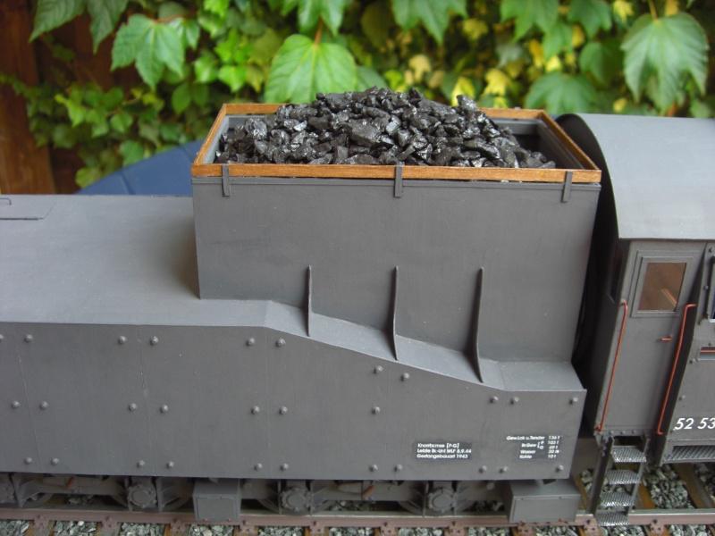Fertig - Lok BR 52 von Modelik 1:25 gebaut von Lothar - Seite 4 22410