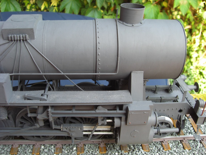 Fertig - Lok BR 52 von Modelik 1:25 gebaut von Lothar - Seite 4 22610