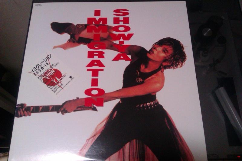 ROCK, HARD ROCK ET METAL JAPONAIS [Guide] - Page 2 Show-y15