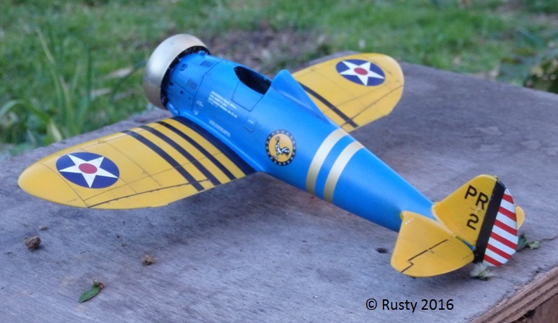 P-26 Peashooter [1/32 Minicraft - Hasegawa] - Page 2 P3262613