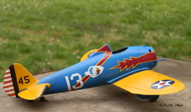 P-26 Peashooter [1/32 Minicraft - Hasegawa] - Page 2 P3280210