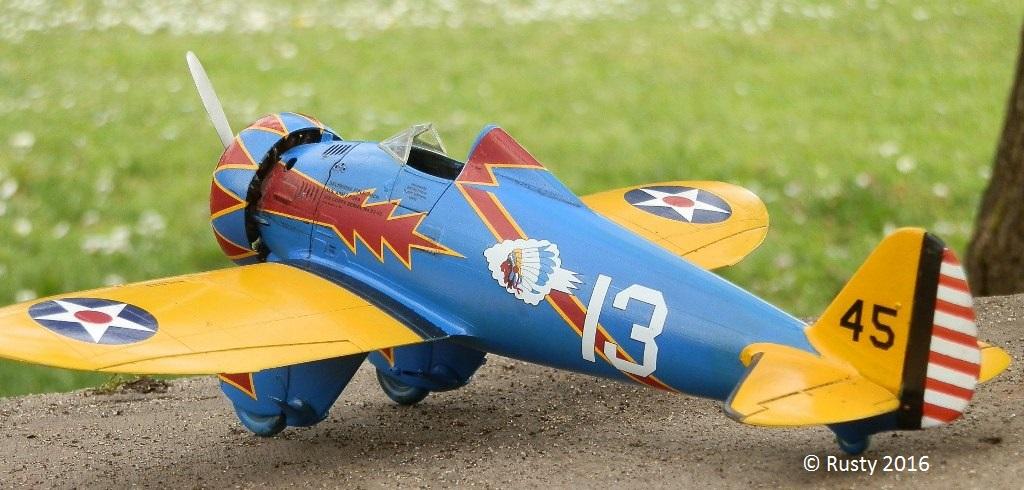 P-26 Peashooter [1/32 Minicraft - Hasegawa] - Page 2 P3290215