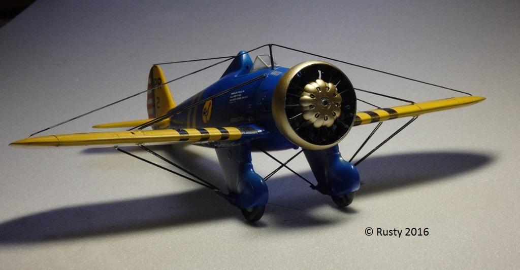 P-26 Peashooter [1/32 Minicraft - Hasegawa] - Page 3 P3312610