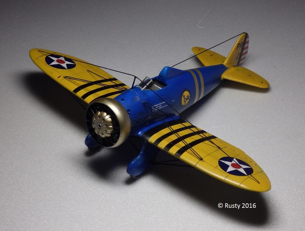 P-26 Peashooter [1/32 Minicraft - Hasegawa] - Page 3 P3312612