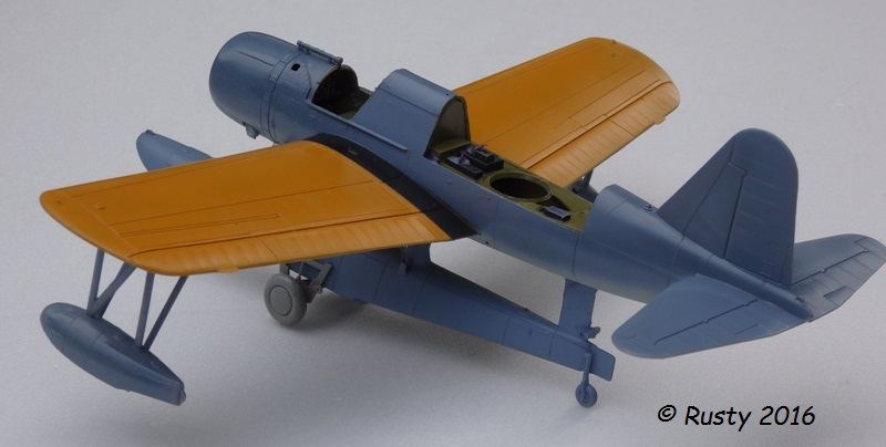OS2U KINGFISHER [MONOGRAM 1/48] P5083010