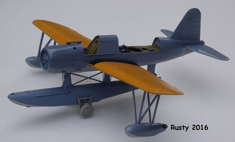 OS2U KINGFISHER [MONOGRAM 1/48] P5083011