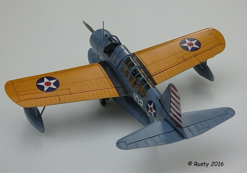 OS2U KINGFISHER [MONOGRAM 1/48] P5163011