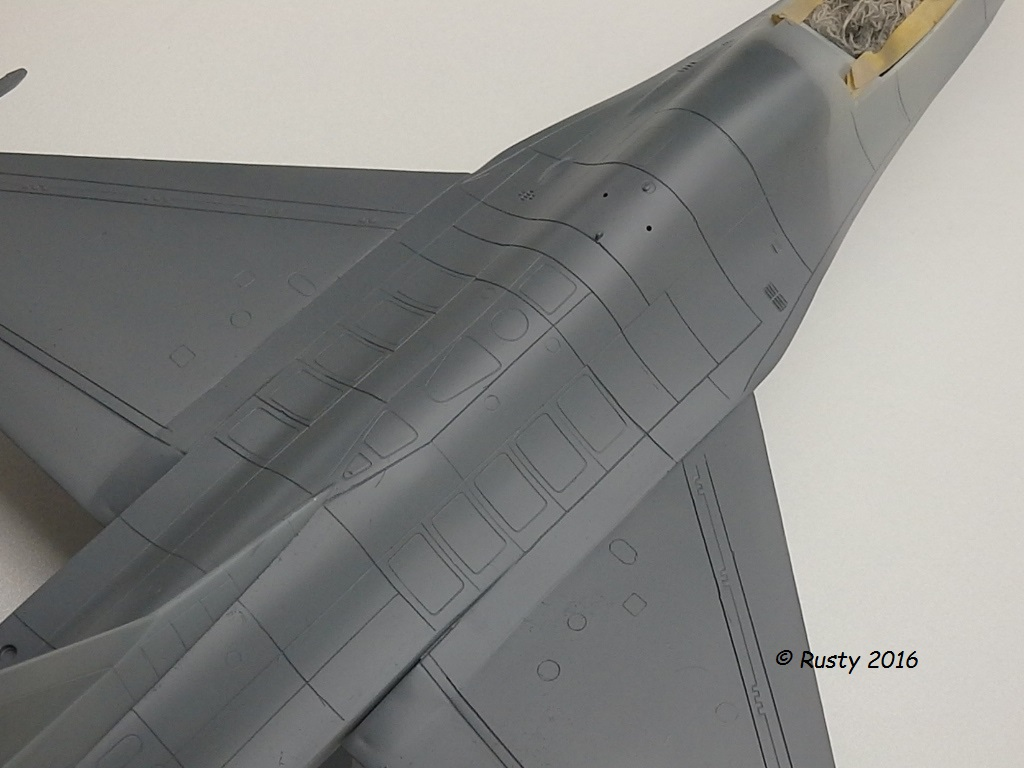 General Dynamics F-16A Fighting Falcon [REVELL 1/32] - Page 2 P6043212