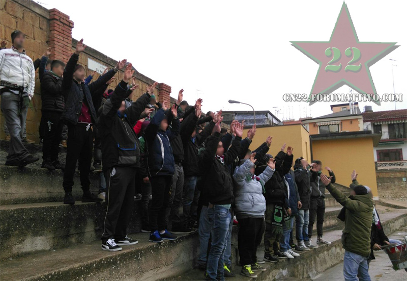 Stagione Ultras 2015-2016 A13