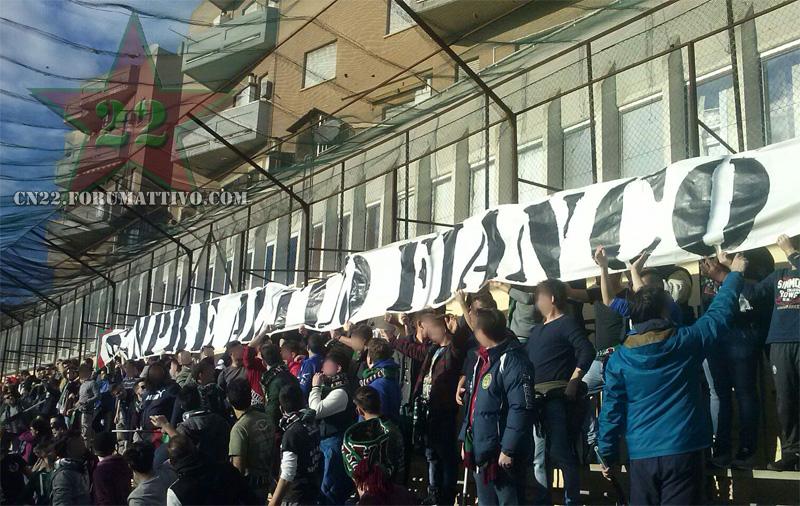Stagione Ultras 2015-2016 C11