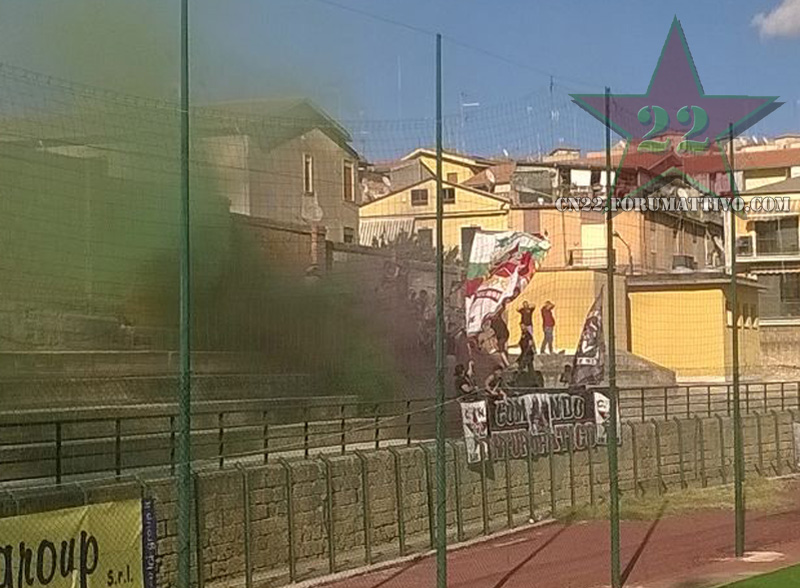 Stagione Ultras 2015-2016 D10