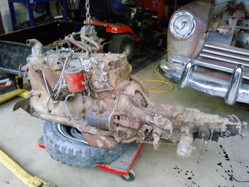 Sold! Hudson engine (1949 or 50) Sold! Straig11