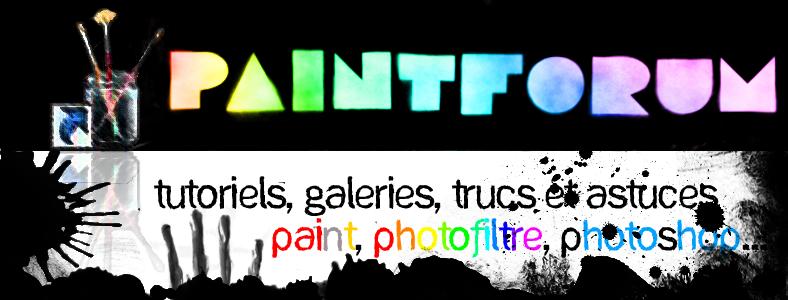 Paint forum