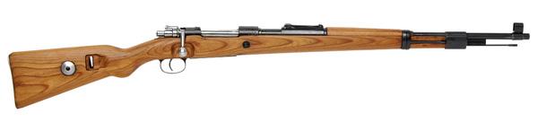 Rifle Mauser K98: el padre de los fusiles de cerrojo Mauser10