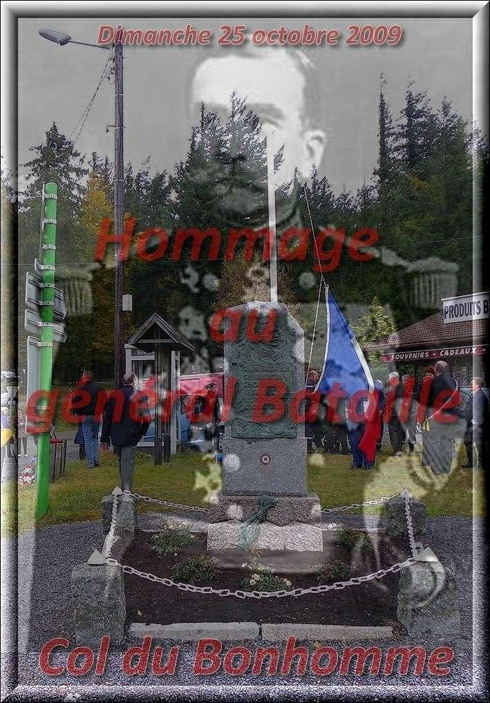 CEREMONIE GENERAL BATAILLE, COL DU BONHOMME, les photos B_a10