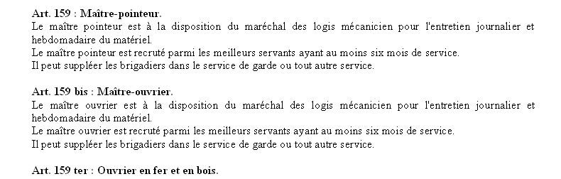 SERVICE DE PLACE Pl1510