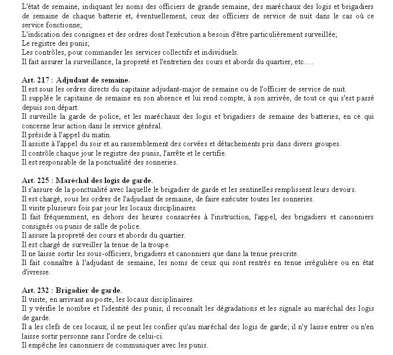 SERVICE DE PLACE Pl1810