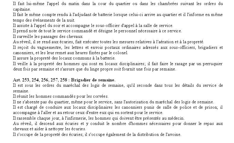 SERVICE DE PLACE Pl2010