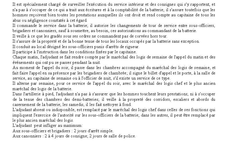 SERVICE DE PLACE Pl810
