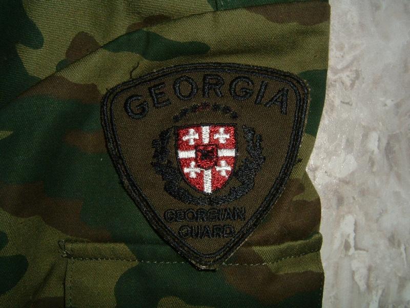 PRESIDENTIAL GUARD WOODLAND CAMOUFLAGE UNIFORM Georgi15