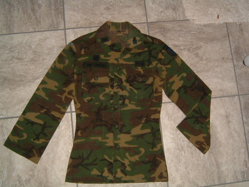 Thai ERDL/WOODLAND camouflage set Thaica11