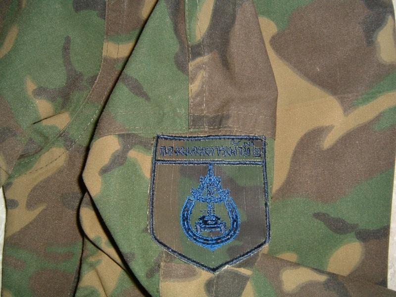 Thai ERDL/WOODLAND camouflage set Thaica12