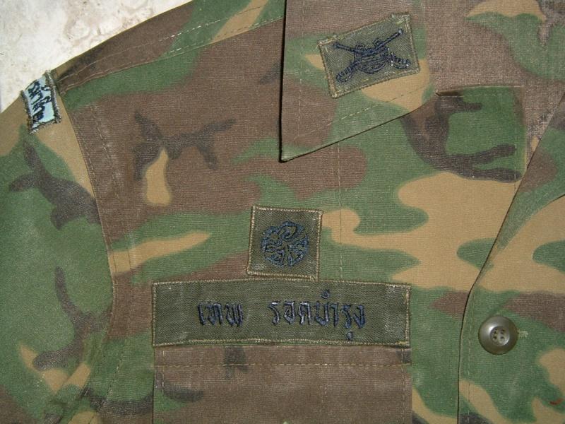 Thai ERDL/WOODLAND camouflage set Thaica13