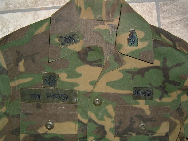 Thai ERDL/WOODLAND camouflage set Thaica14