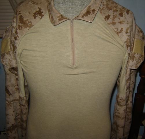 USMC FROG (Flame Resistant Organizational Gear) Desert MARPAT Uniform 00211