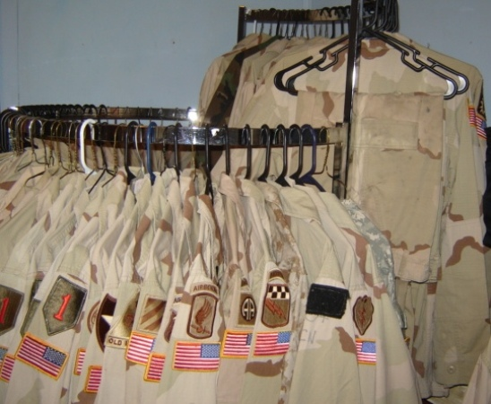 How to store BDU's, DCU's, and ACU's 01013