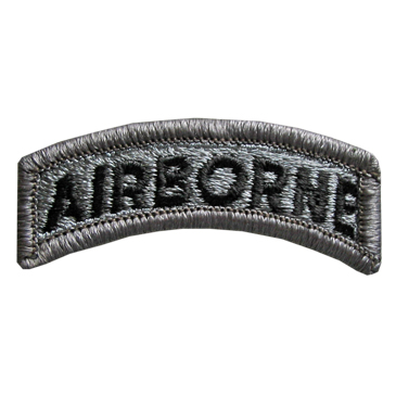 Qualification Badges of US Army Uniforms Airbor10
