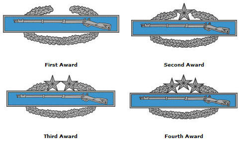 Qualification Badges of US Army Uniforms B1_18910