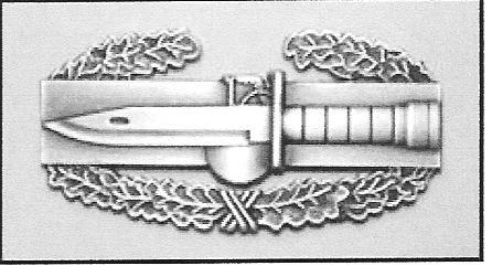 Qualification Badges of US Army Uniforms Combat10