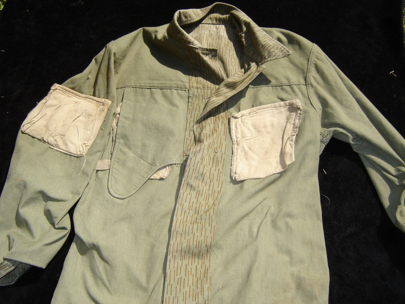 East German Rain Pattern Camo Set Used by SWAPO Dsc00113