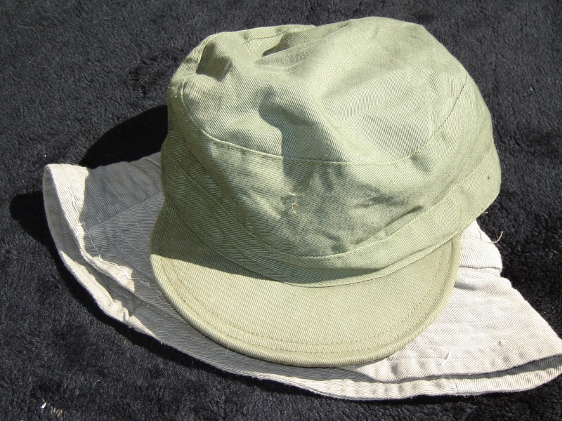 Sandinistan Army Cap Captured by the FDN Contras Dsc00123