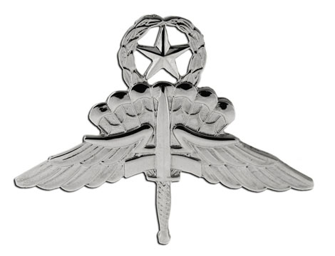 Qualification Badges of US Army Uniforms Halo2011