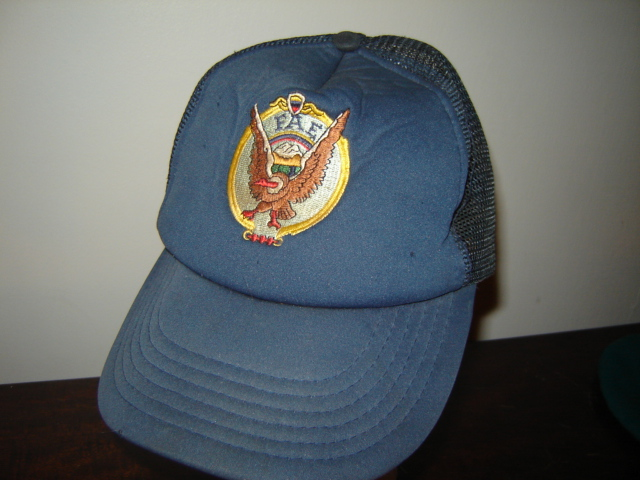 Fuerza Area Ecuatoriana ballcap Pictur77