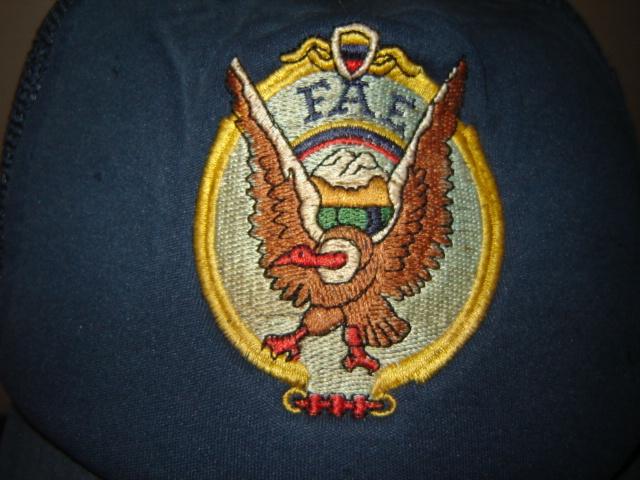 Fuerza Area Ecuatoriana ballcap Pictur78