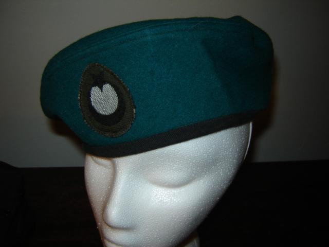 Turkish green beret Pictur81