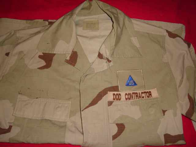 2 CONTRACTOR jackets Post-211