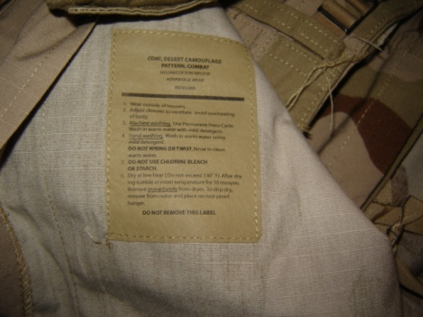 2 CONTRACTOR jackets Post-511