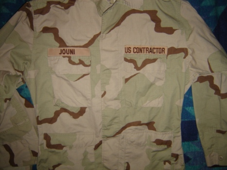 2 CONTRACTOR jackets Post-512