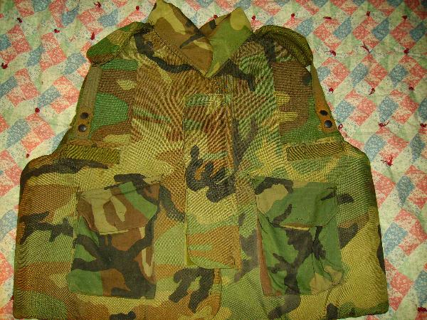 PASGT Vest in Iraq / Afghanistan? Vest110